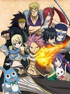 What Fairy Tail character are you? (2)