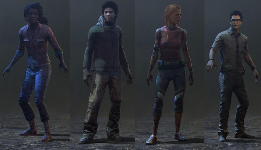 Which Dead By Daylight Survivor are you?