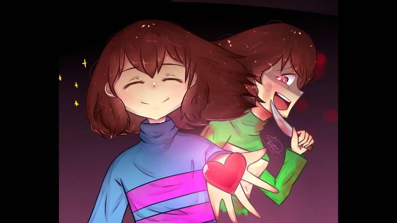 Are you Frisk or Chara from Undertale?