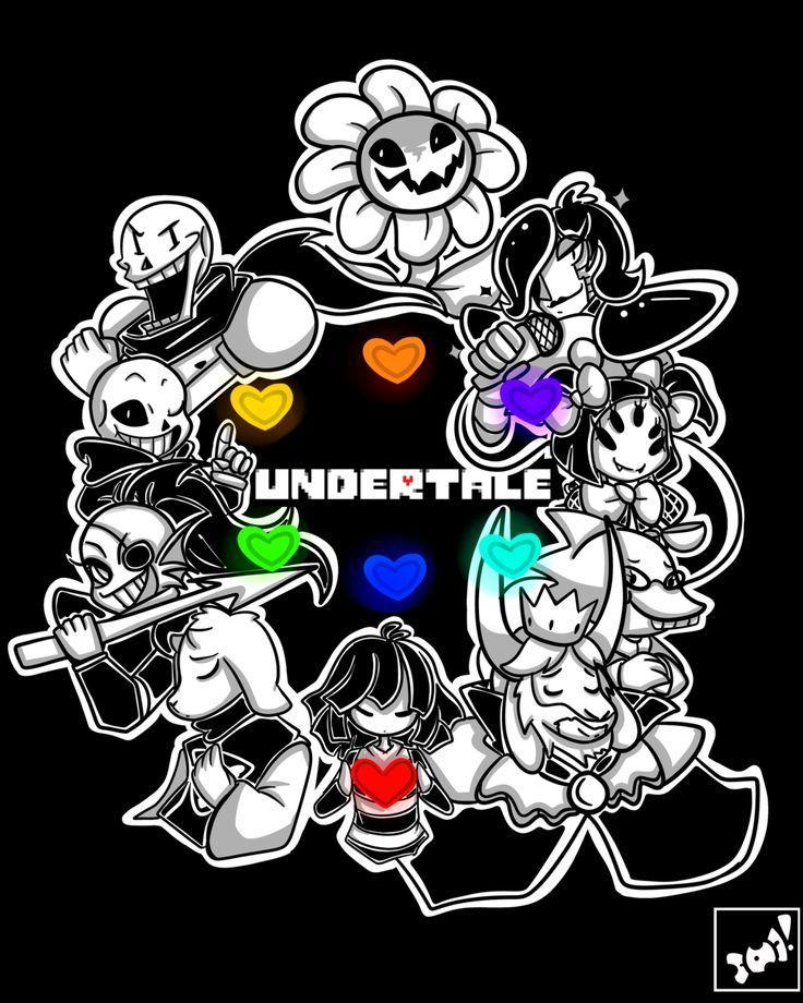 What undertale character are you? (6)