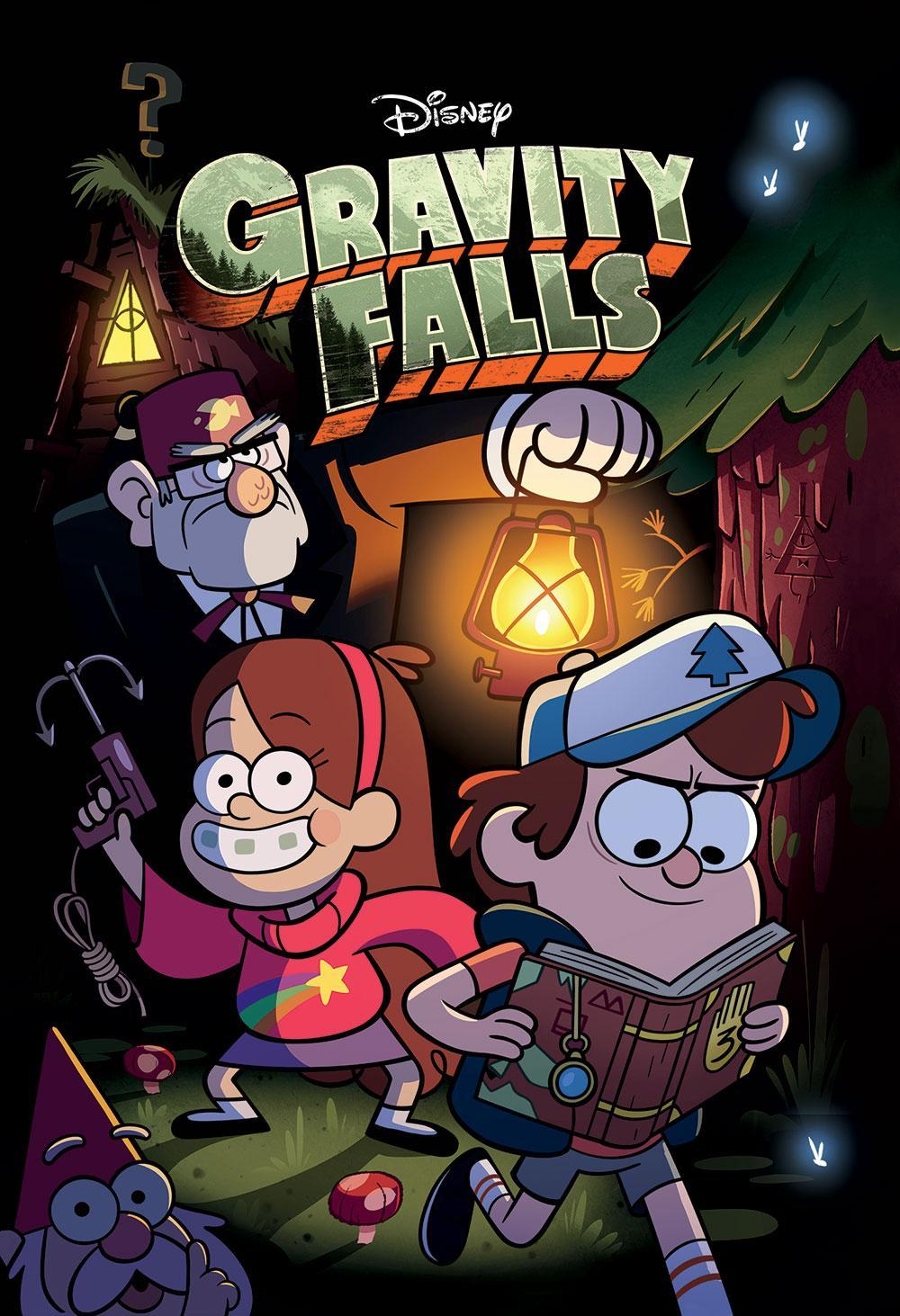 Gravity Falls - How well do you know Gravity Falls? - Season 1