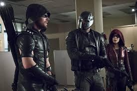 Arrow character alter ego