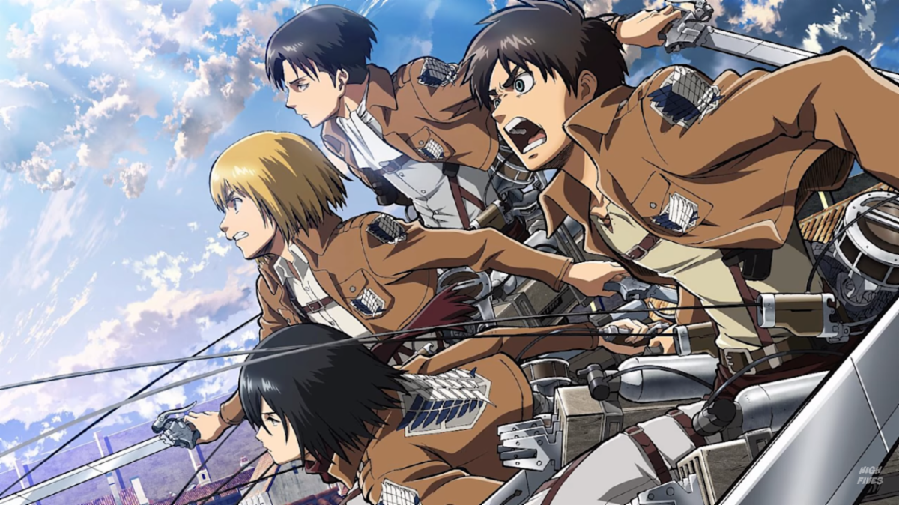 What Attack On Titan Are You ? (2)