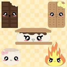 Which part of a smore are you?