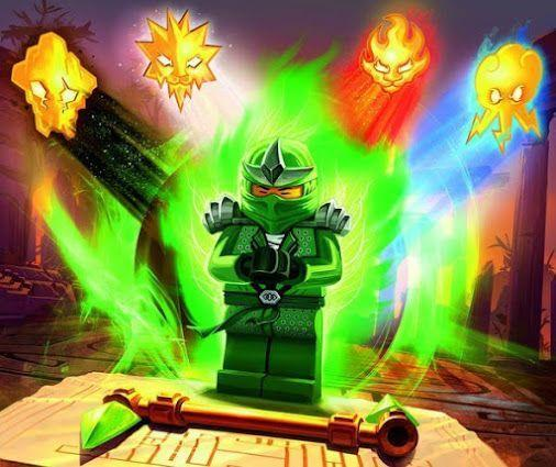Ninjago: What ninja are you