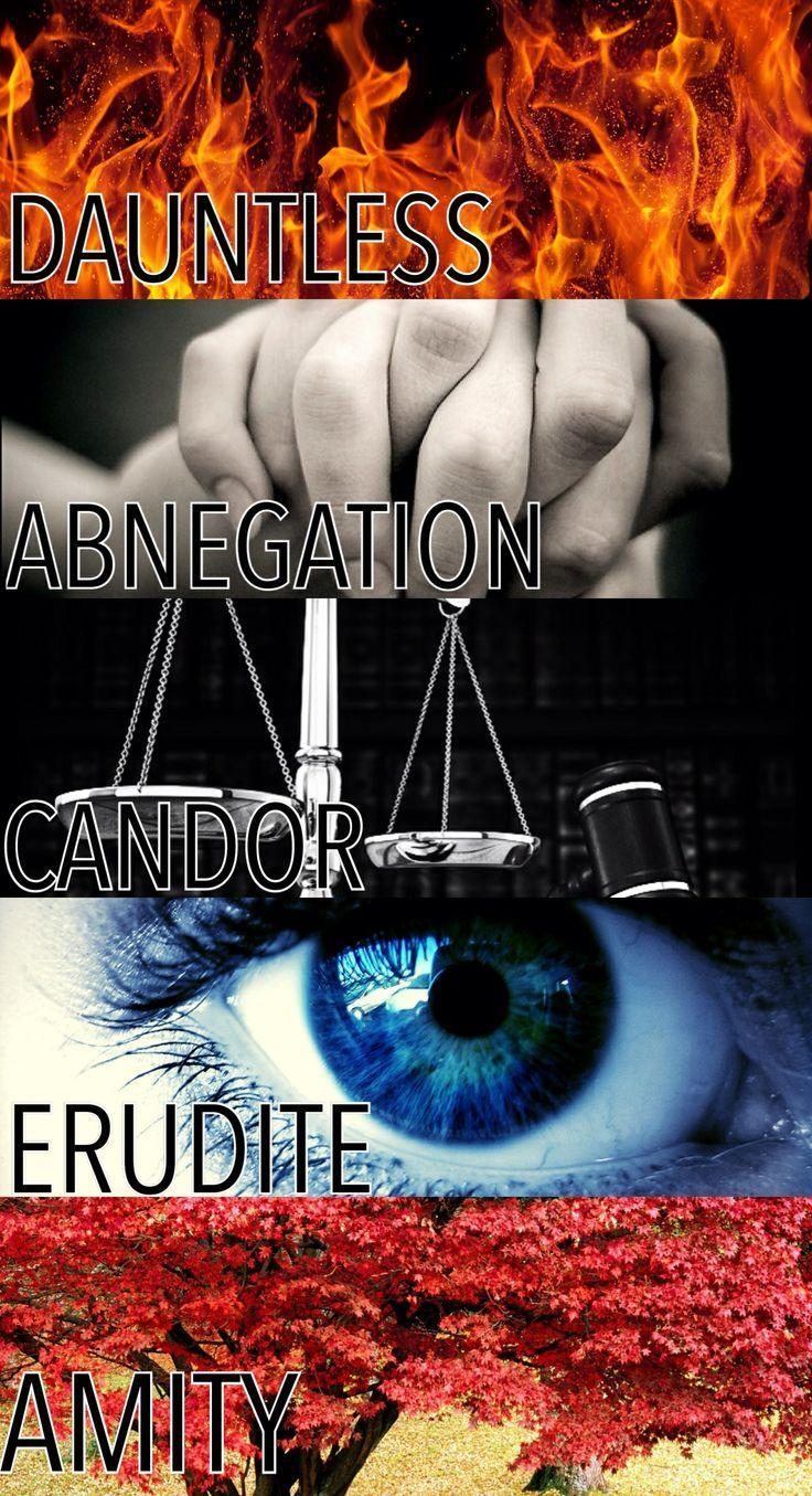 Which Divergent Faction should You choose?