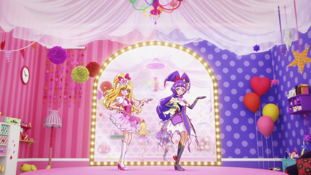 How well do you know the Pretty Cure franchise?