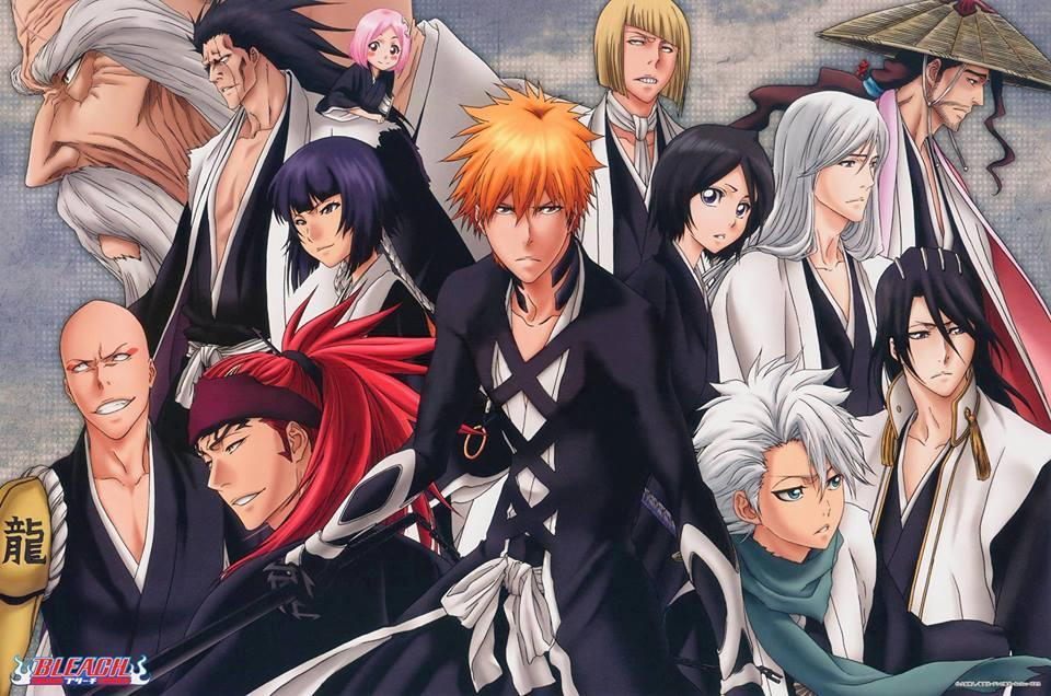 Which Bleach character are you ?