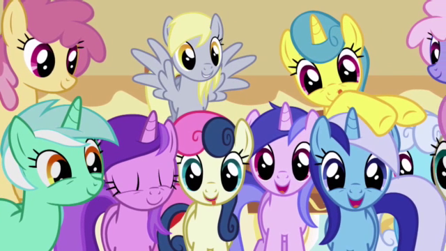 Which Background Pony Are You? (1)