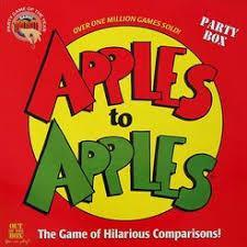 Who would win if you were always judge in apples to apples?