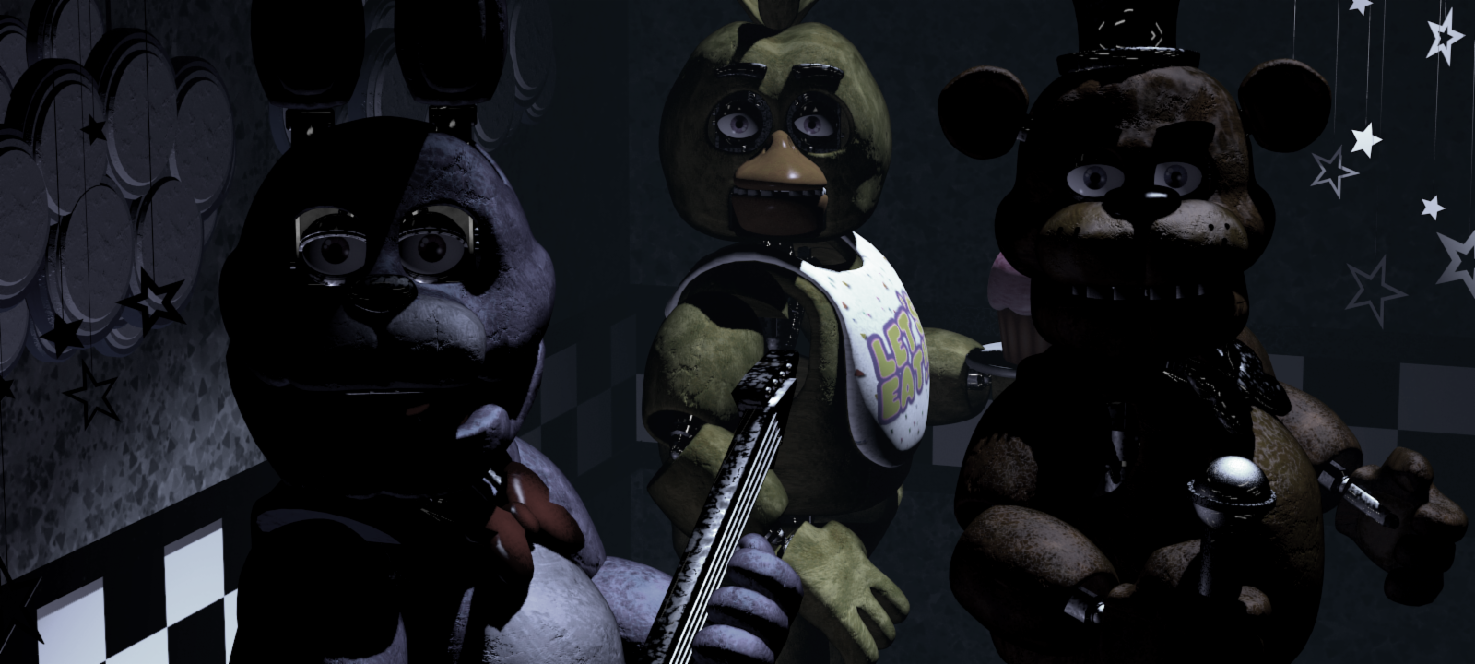 Five Nights At Freddy's Who Are YOU?