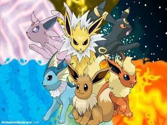 Which Eeveelution are you? (6)