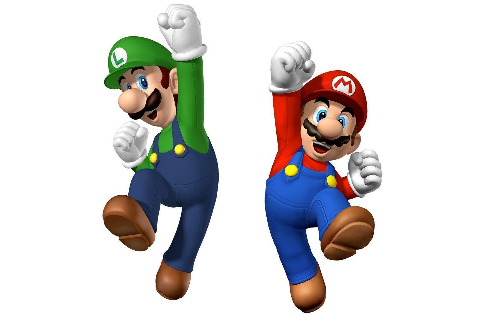 Which one are you: Mario or Luigi?