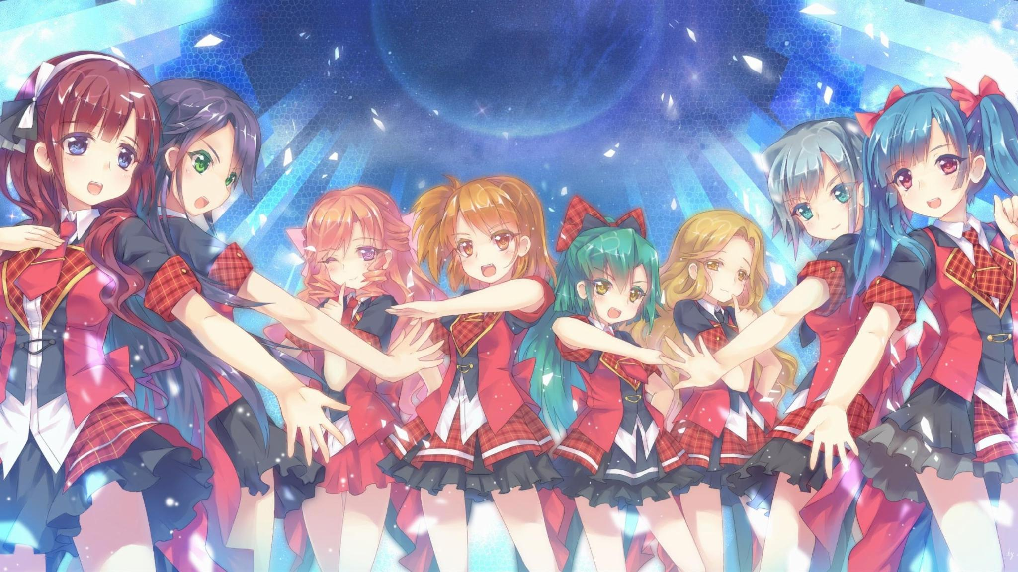 Can You Guess This AKB0048 Characters?