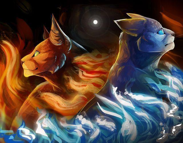 Are You Bluestar or Firestar? (1)