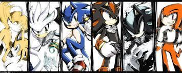 which sonic character loves you?