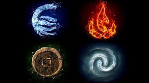 Which element are you? (5)