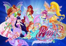 Which Winx Club Fairy are you?