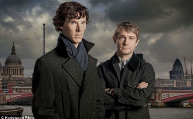 Are you Sherlock or Watson?