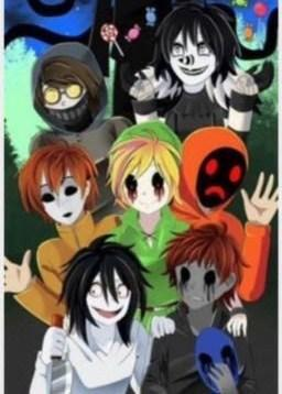Which Creepypasta boy likes you?