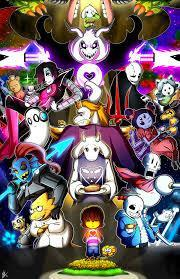 Are you a true Undertale fan? (1)