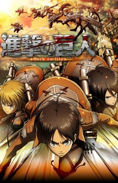 What Attack On Titan Character Are You? (1)