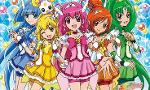 Which Glitter Force character are you? (2)