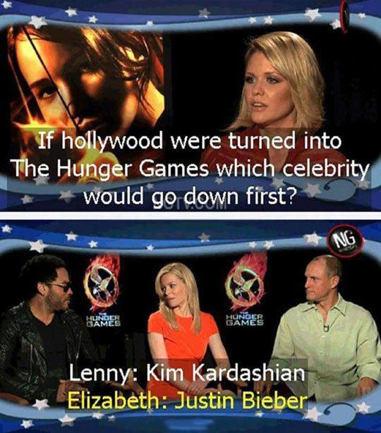 do you love love LOVE the hunger games?
