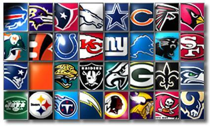 Which NFL team would you be On? (50 Questions)
