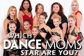 Which Dance Moms Star Are You?