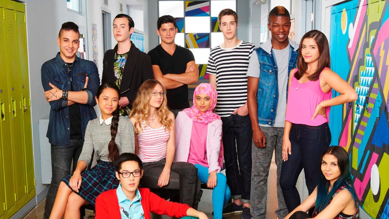 What character are you from Degrassi next class?