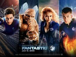 Who are you in the movie fantastic four?