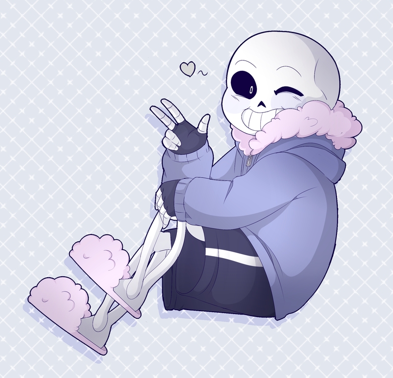 Undertale Dating Sim (Sans Edition)