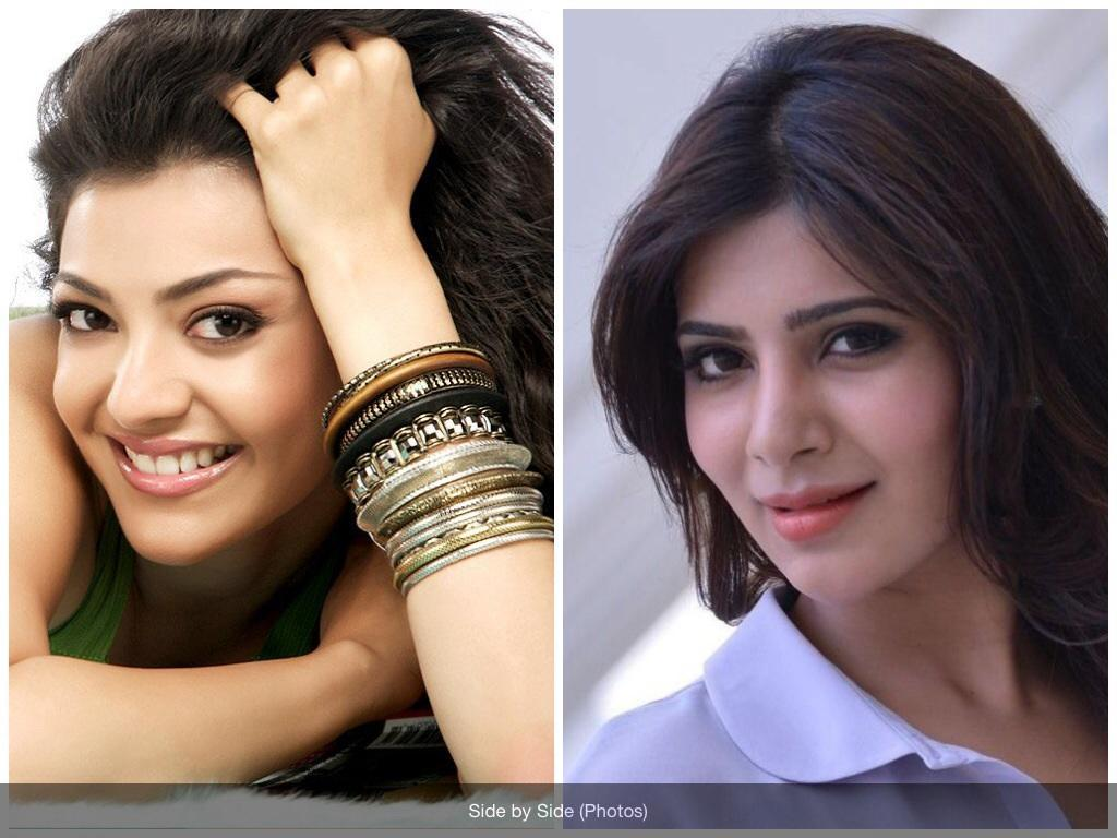 Are you Kajal Aggarwal or Samantha Ruth Prabhu