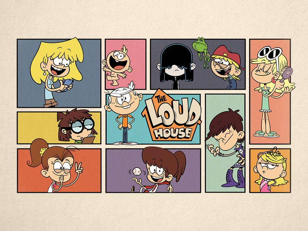 "Which Sister from ""The Loud House"" Are You?"