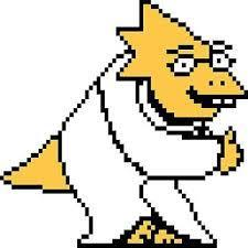 How much do you know about alphys?