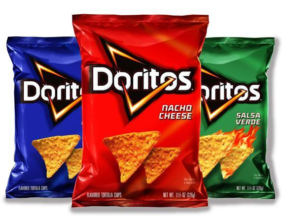 What Doritos are you?