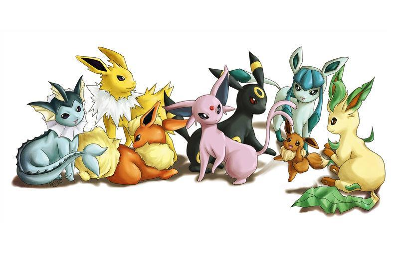Which Eeveelution Are You? (1)