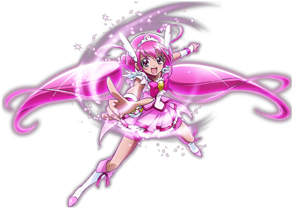 How well do you know Glitter Force?