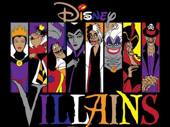 What Disney Villain Are You? (1)