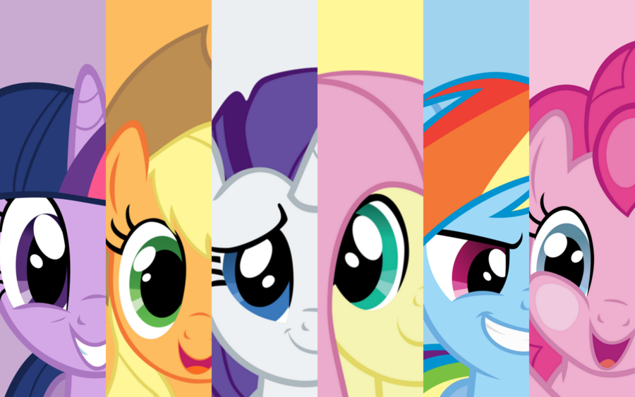 Which Mane 6 Pony Is Your Same Personality?