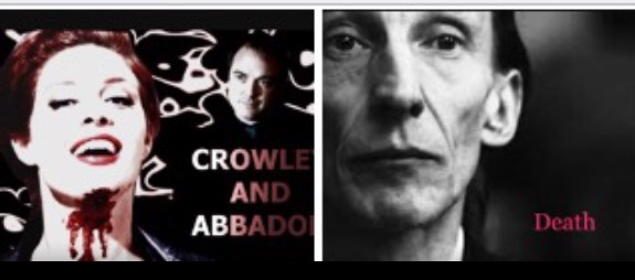 Are you Death, Crowley, Or Abbadon?
