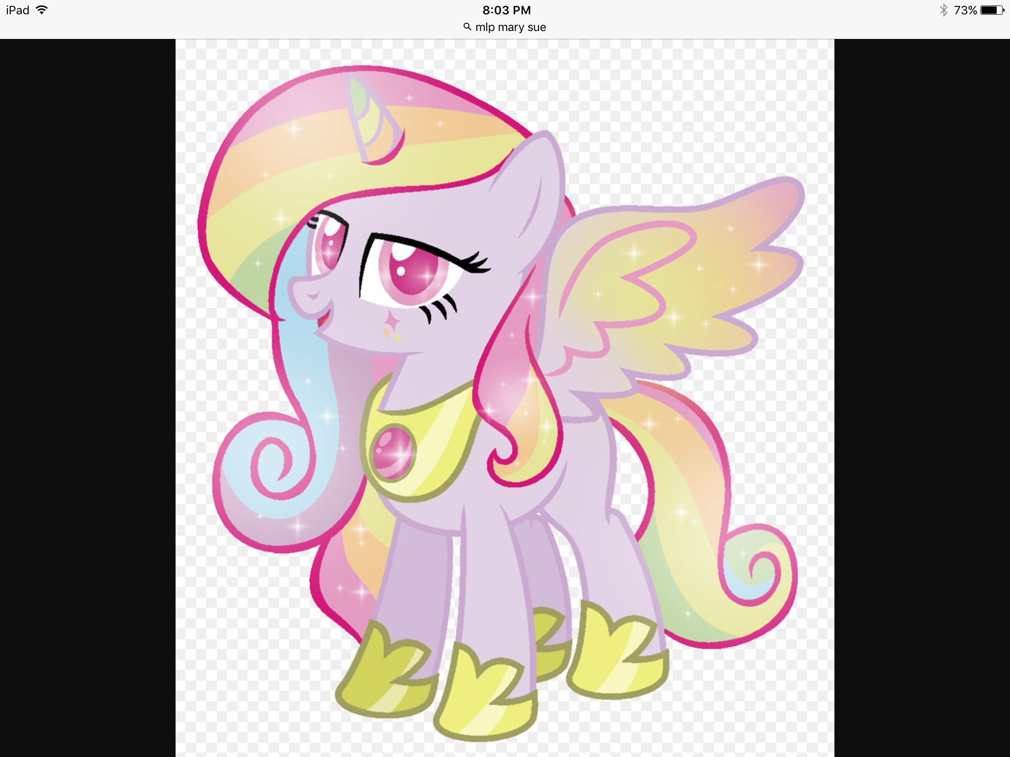 Is your Mlp oc a Mary Sue?
