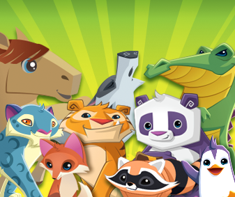 Which one of my animal jam avatars are you?