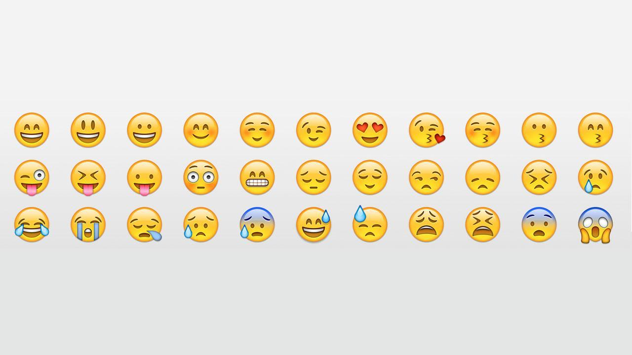 Which Emoji are You? (1)