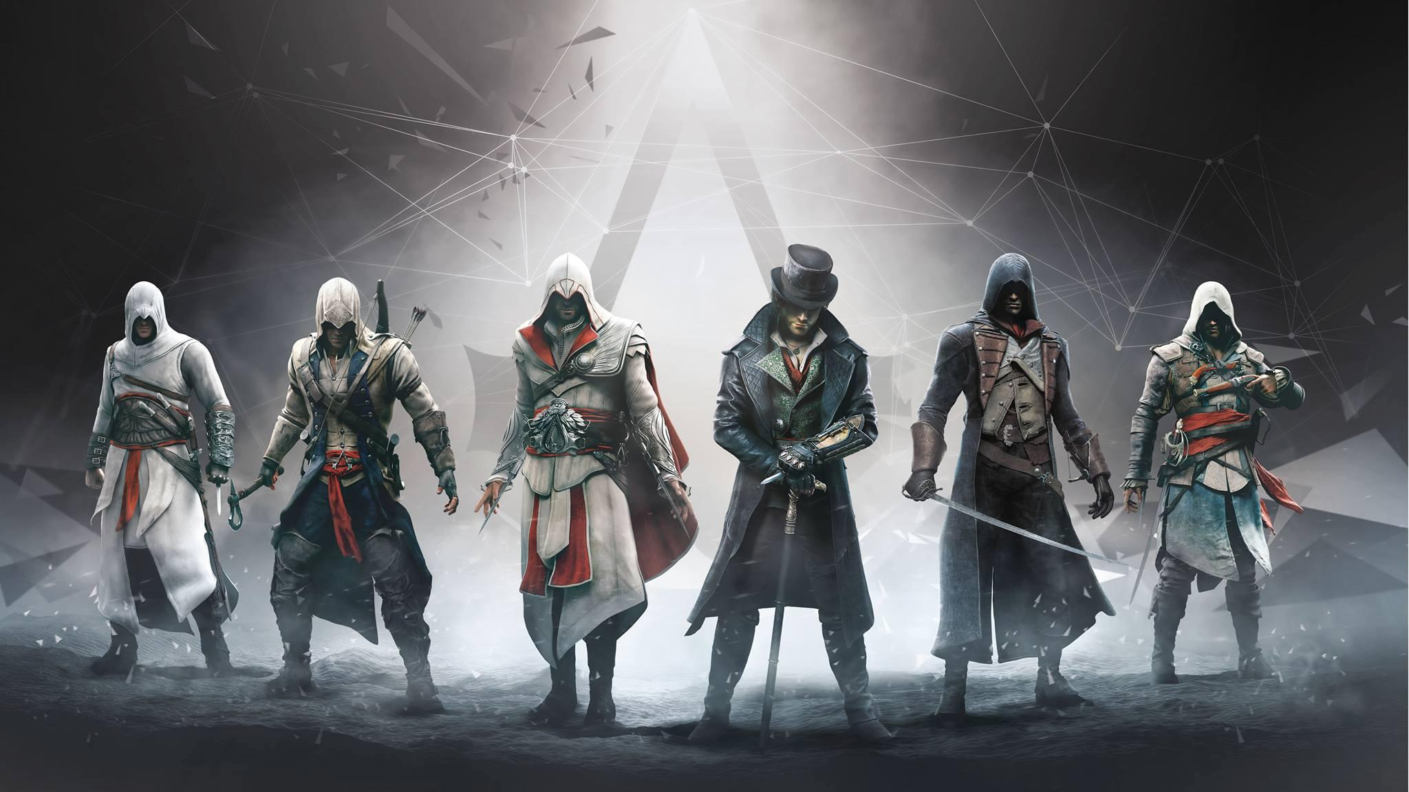 Ultimate <<Which assassin are you?>> Assassin's Creed quiz 2015