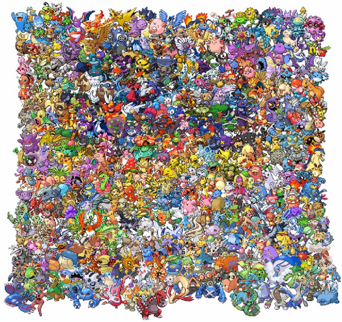 who would win one BILLION lions or all the pokemon? (721 pokemon