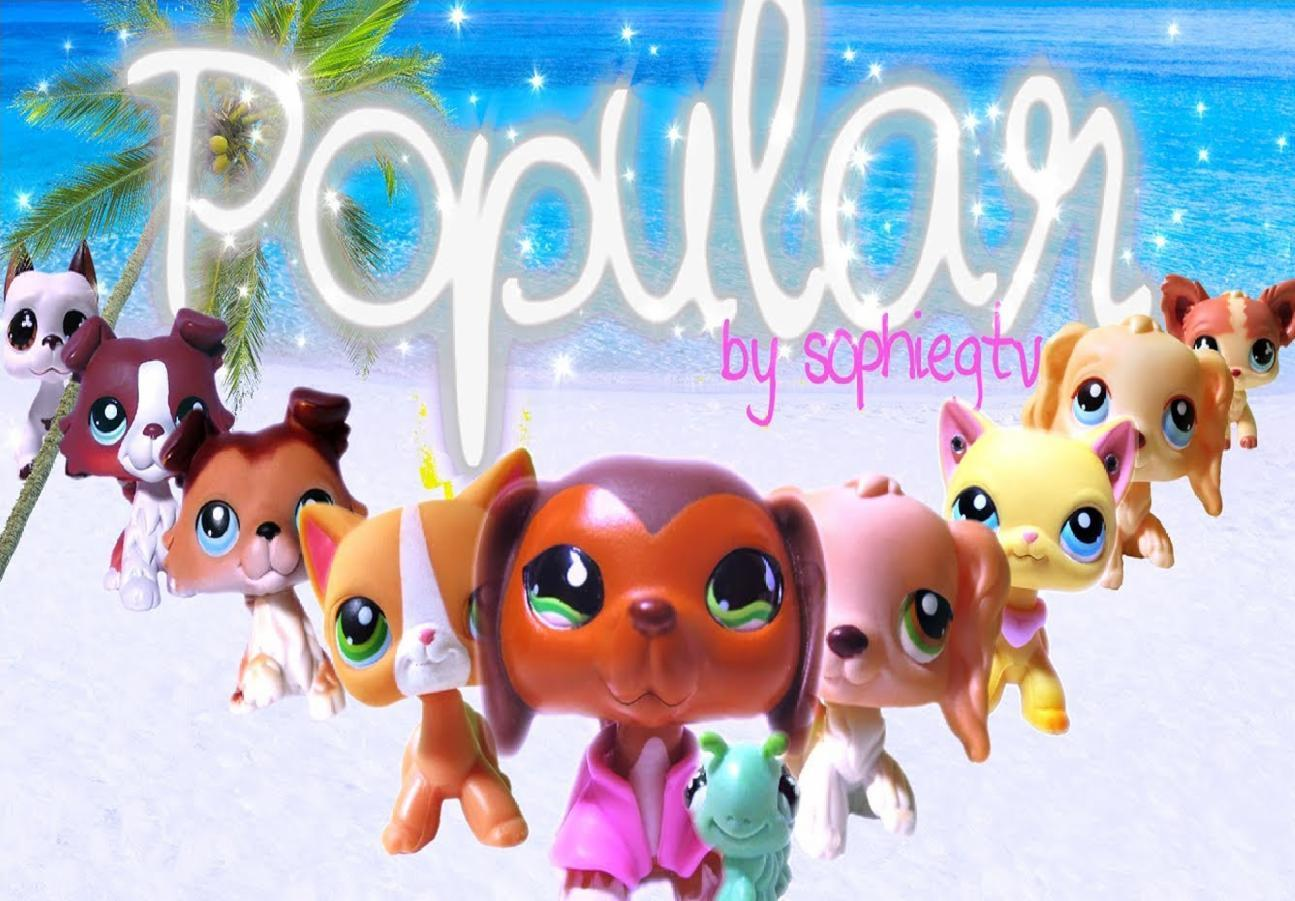 What lps popular character are you? (1)