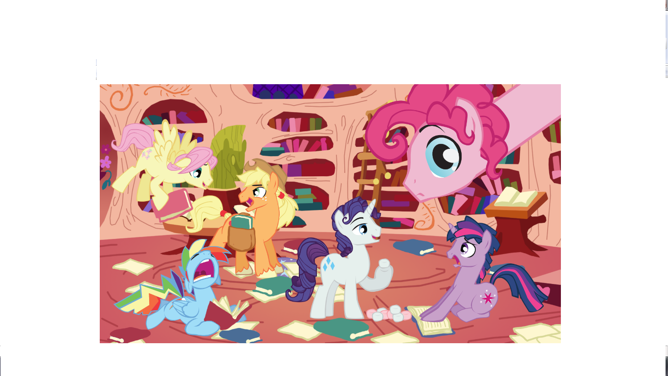 Which My Little Pony : Colt Version character are you?