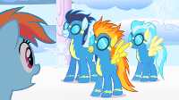 How Much Do You Know About The Wonderbolts?